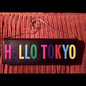 KATE SPADE - HELLO TOKYO - CLUTCH